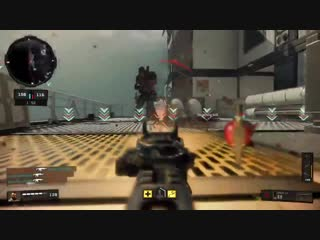 How to kill the Ajax Shield - Drop shot & shoot feet because they can't look straight down. Black Ops 4