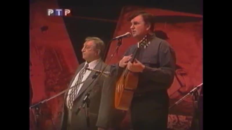 Виктор Берковский Вспомните ребята Д Сухарев Ну что с того Ю Левитанский