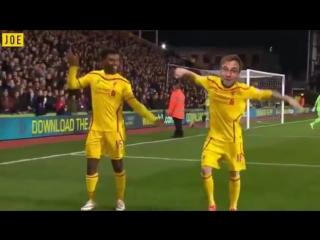 Friendship with Salah ended ❌ Now Sturridge is Jurgen's new best friend 🕺🕺