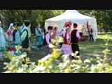 2015г Новосибирская обл.Татарский Детский профильный лагерь.фрагмент.