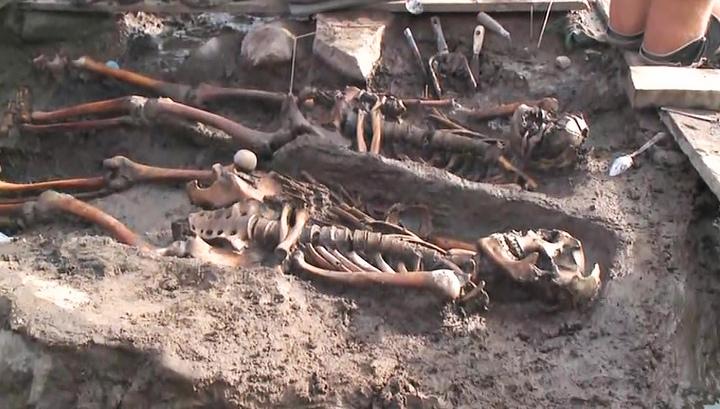 Вести.Ru: Долина царей в Саянских горах: какие сокровища обнаружили археологи
