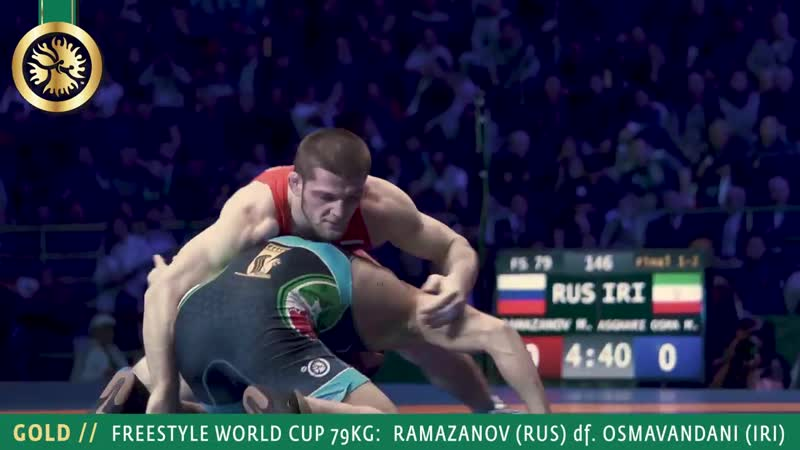 Gold Medal Matches - Freestyle World Cup 2019 - Day 1
