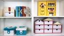 DIY Органайзер для канцелярии ✂ Мини-комодик 2019   Простая идея своими руками