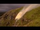 Шторм «Хелен» изменил движение водопада в Великобритании