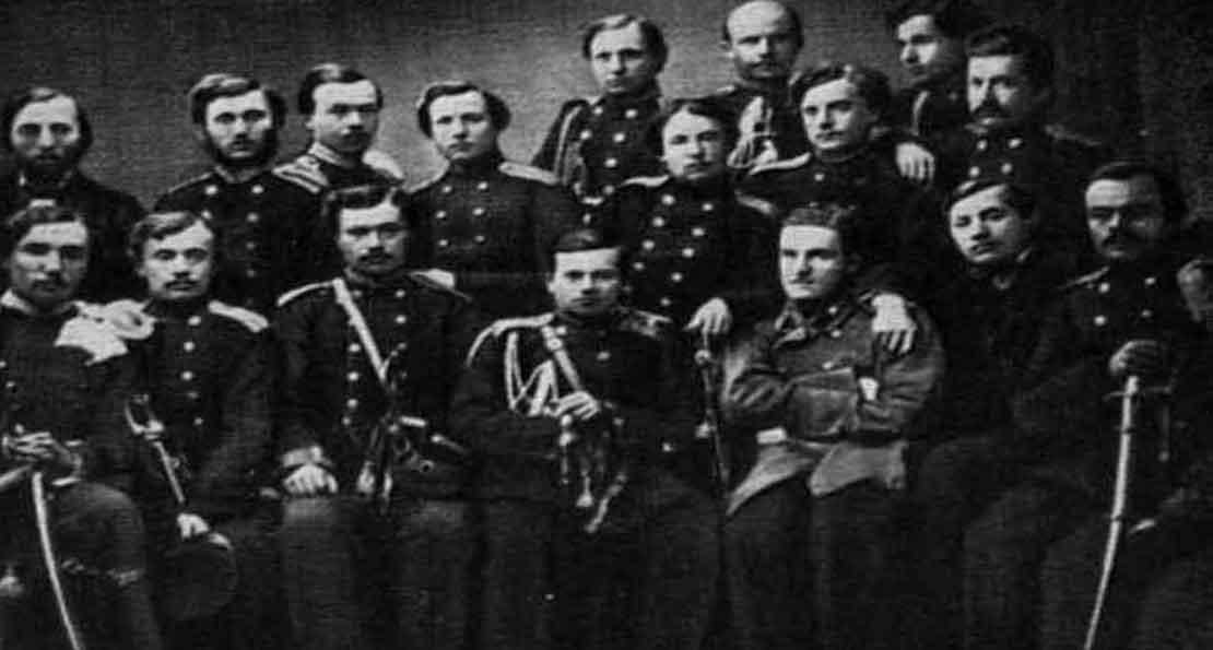 Кружок офицеров Генштаба