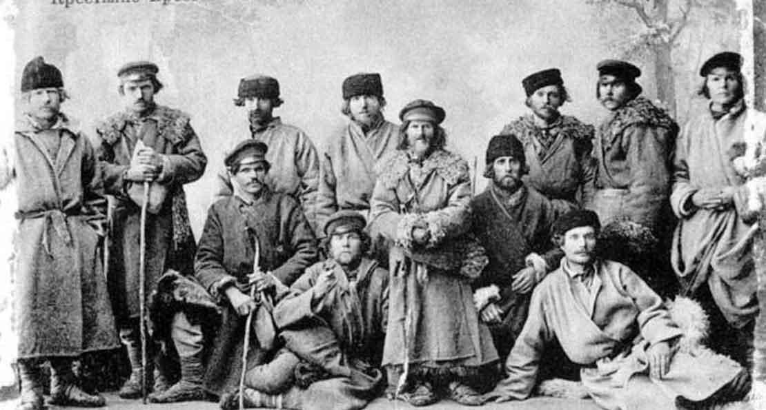 В белорусской деревне 19 века