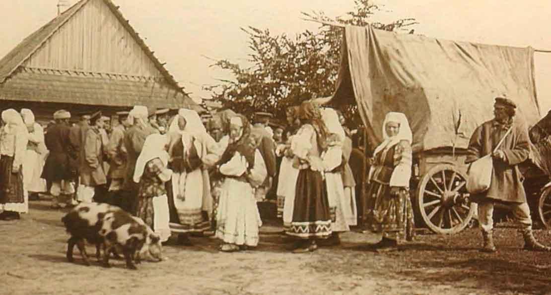 Белорусские крестьяне