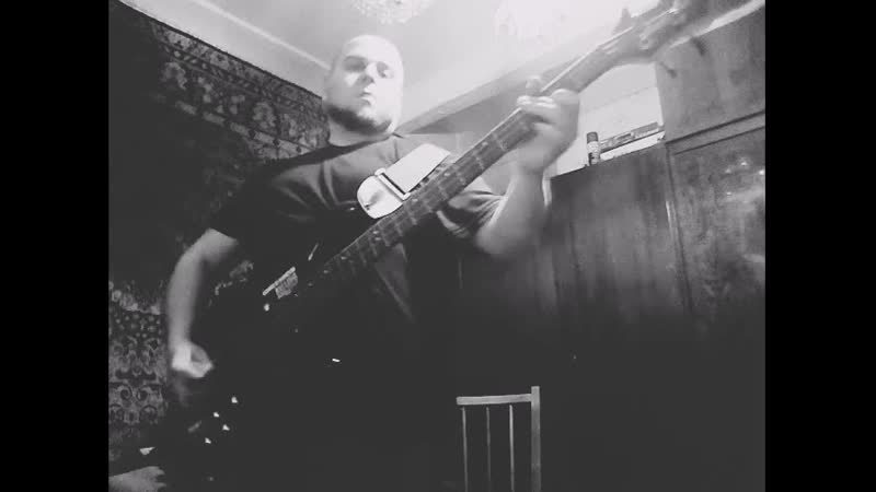 Unblessed force - metal punx (bass)