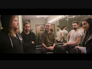 Bastille talk new mixtape, album, collab with marshmello