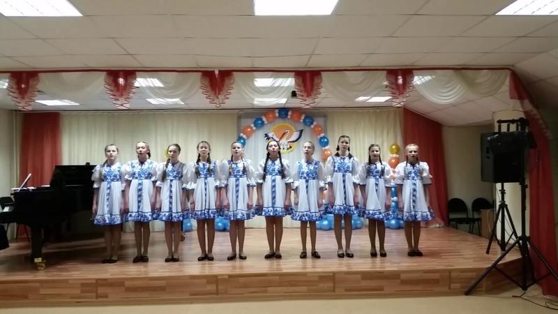 Веснянка Красновишерск