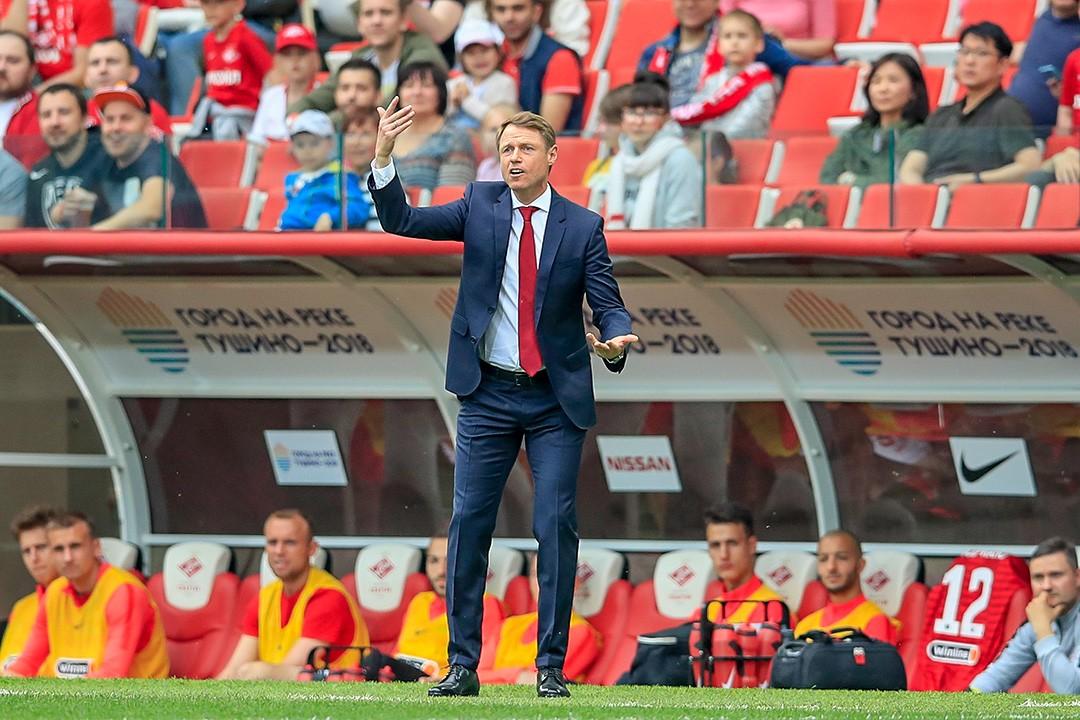 Олег Кононов: Доволен результатом, по всем показателям мы были лучше