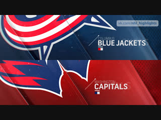 Columbus Blue Jackets vs Washington Capitals Nov 9, 2018 HIGHLIGHTS HD