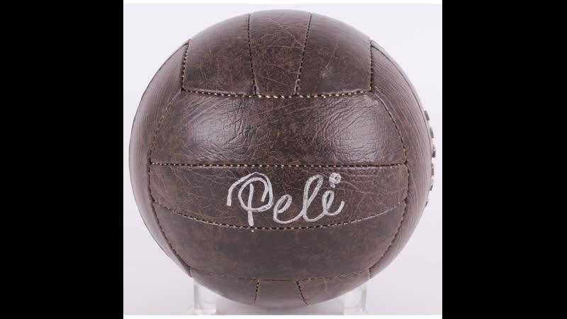 Pelé ● Strength Speed Impulsion and Technique