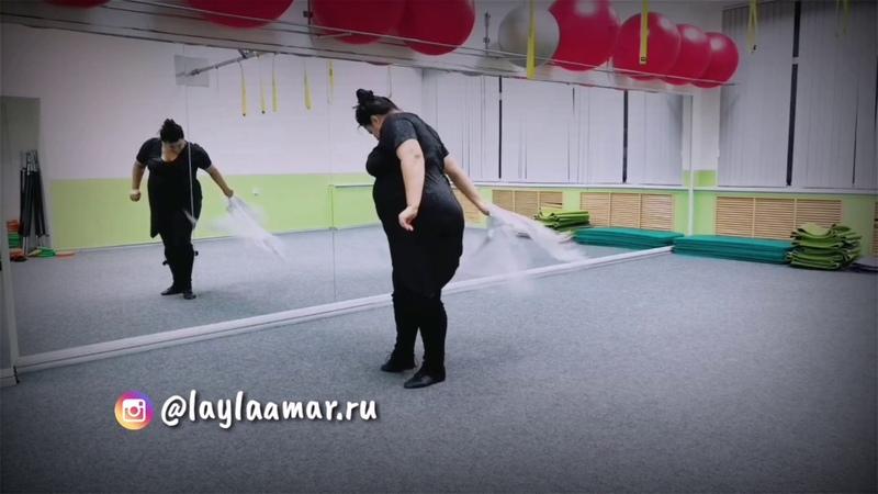 Aspani Raks | Arabic Flamenko | choreo for student | Layla Amar