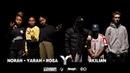 Young Battle 2k18 1/4 Final 3vs3 Hip Hop Norah Yarah Rosa vs Akilian
