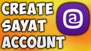 How To Create Sayat.me Account - The Easiest Way To Register New Sayat.me ID BEGINNERS TUTORIAL