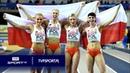 Niesamowity bieg Polek Wygrywamy złoto i klasyfikację medalową w Glasgow
