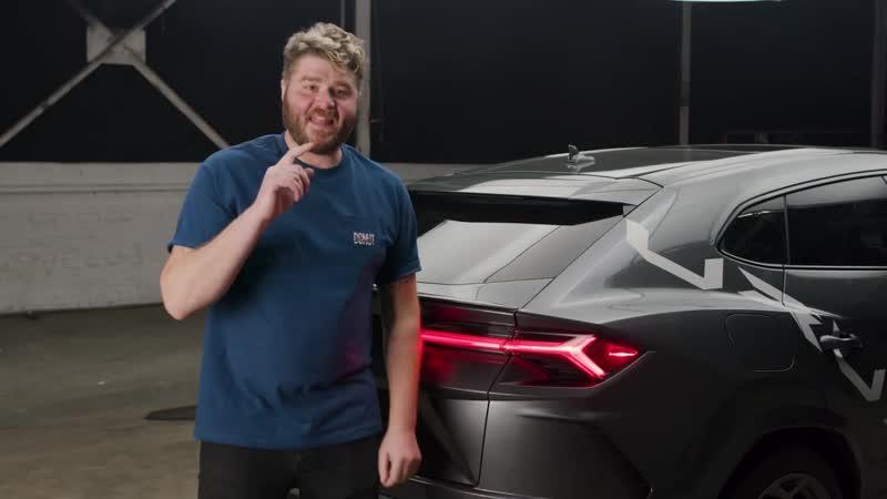 От бампера до бампера. URUS - кроссовер от Lamborghini с максималкой в 317 кмч за 200 тысяч долларов