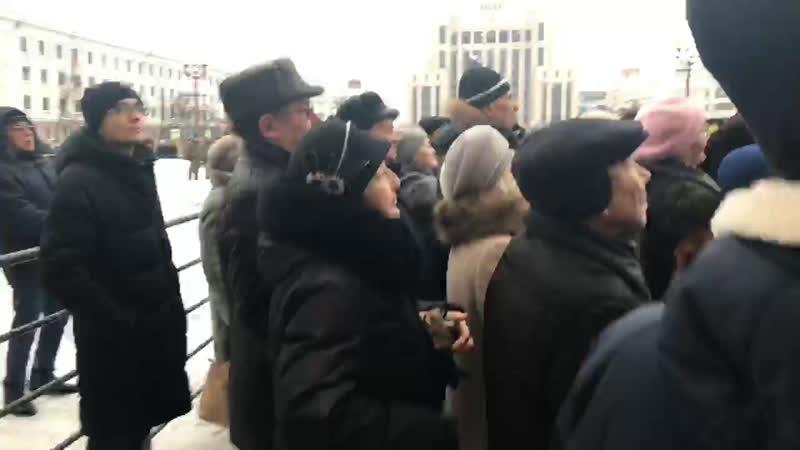 Илһам Шакировны соңгы юлга озату