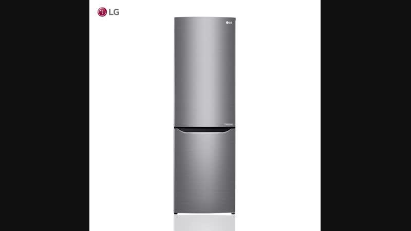 Система хранения зелени в холодильнике LG GA-B429SMCZ (11) KG, MN, TM, TJ.mp4