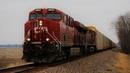 HD: January 2017 Trains w/NS, CP, CN, UP, BNSF, CSXT, LIRC, EMD Tier 4's, More