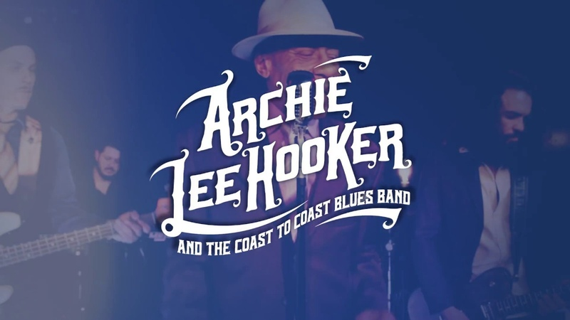 """Archie Lee Hooker The Coast To Coast Blues Band - Blues Shoes from the album """"Chilling"""""""