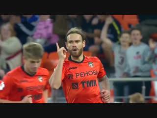 Эрик Бикфалви выбирает лучшие из своих голов за «Урал»