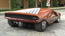 1970 Lancia Stratos HF Zero Concept Start Up Sound Driving Overview More