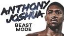Anthony Joshua BEAST MODE Training