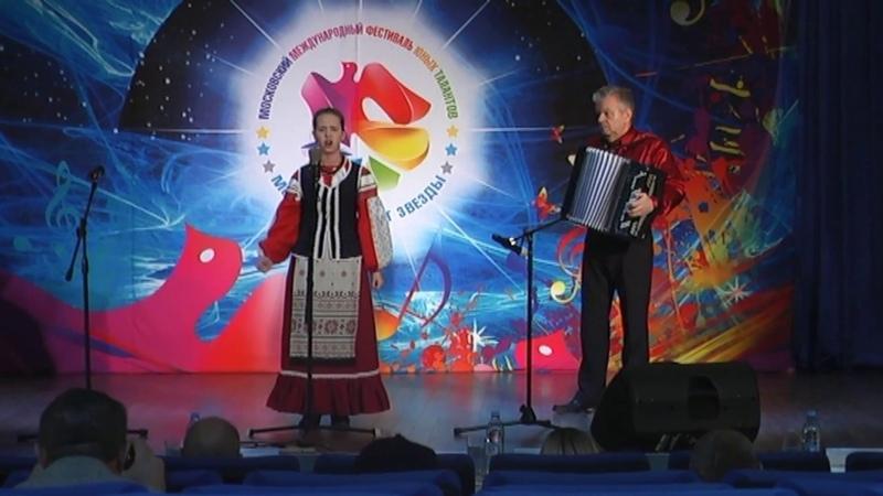 Баркова Алина, Фестиваль Мосгаз зажигает звезды, 19 ноября 2016 г.