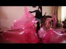 Mariette Aomi Riding And Deflating TTR Balloon Dog trailer