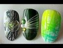 New Nail Art 2018🧟♂️😱✔The Best Nail Art Designs Tutorial🧟♂️😱 ✔