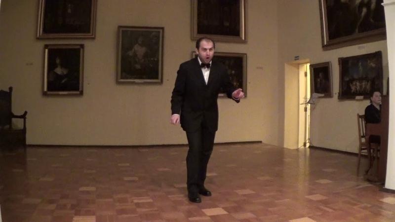 Моцарт,ария Фигаро Se vuole ballare,из оперы Свадьба Фигаро