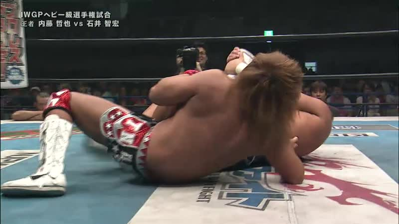 03.05.2016 Wrestling Dontaku - Tomohiro Ishii vs Tatsuya Naito IWGP