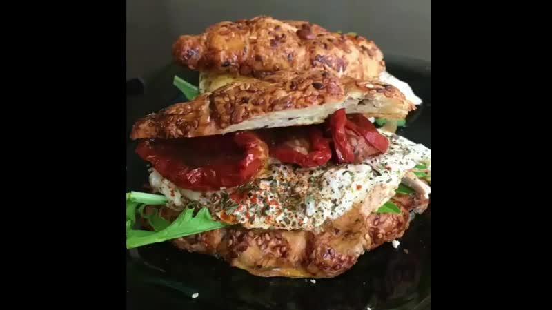 Заморские сэндвичи
