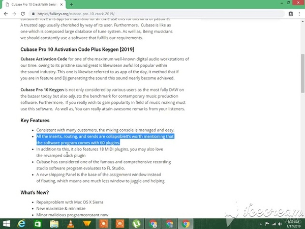 Cubase Pro 10 Crack With Serial plus Activation key [latest] 2019