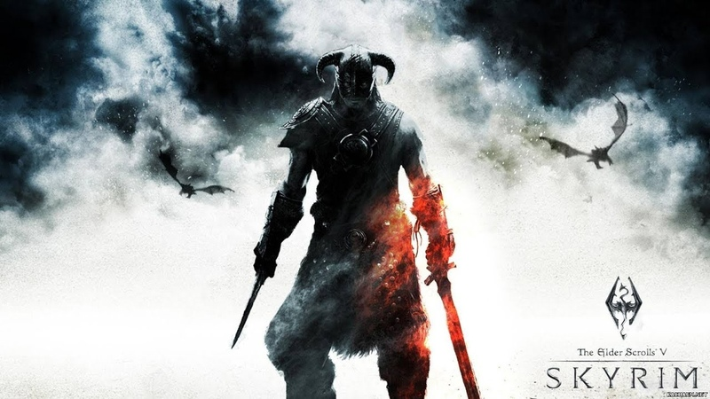 The Elder Scrolls V Skyrim УПРЕЖДАЮЩИЙ УДАР16