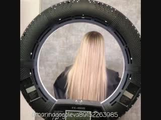 Окрашивание волос Москва ,Марина Гоголева тел 8-915-226-39-85