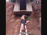 Построил домик на склоне - что скажете - vk.comtricks_lf
