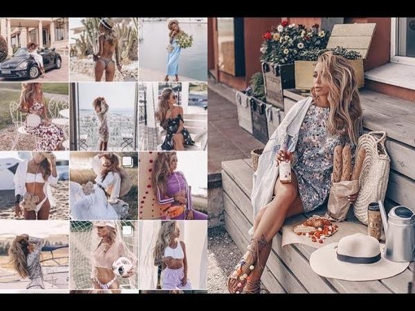 Обработка фото как у Юлии Бездарь Бесплатные пресеты в Lightroom Обработка известных блогеров