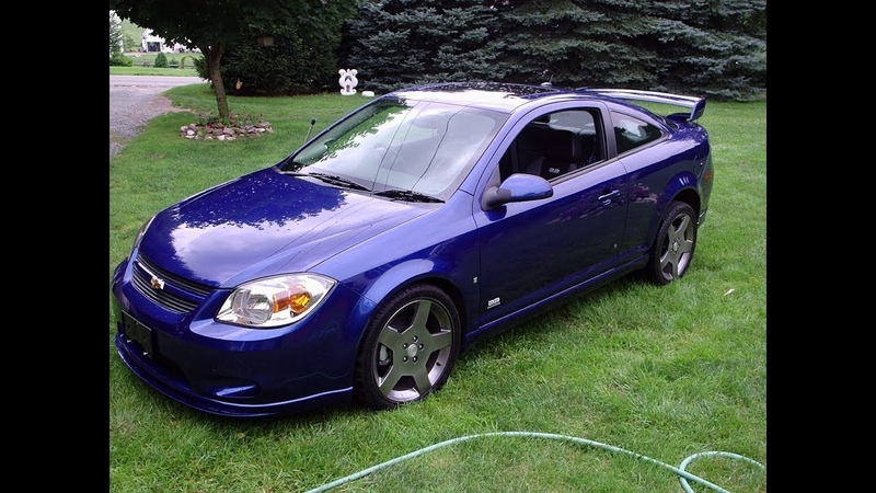 Need for Speed Most Wanted - Chevrolet Cobalt SS - Customize And Race