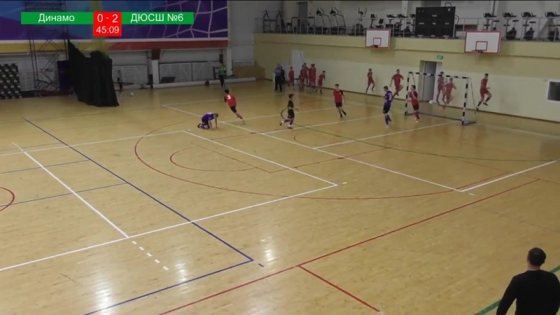 Норильск - Динамо-Щелково 3-0