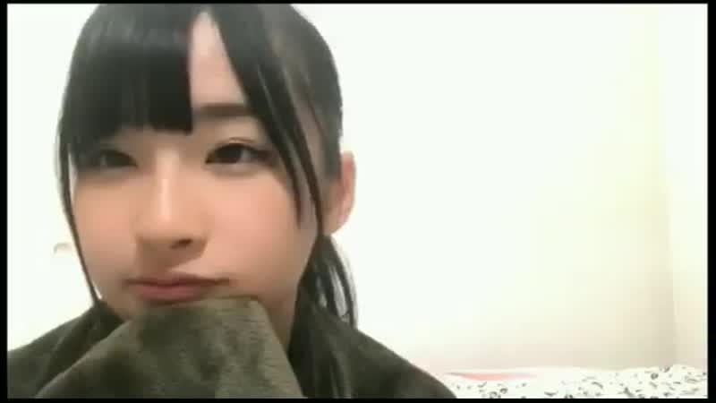 20190110 @ STU48 Draft KKS Oki Yuuka SHOWROOM cut