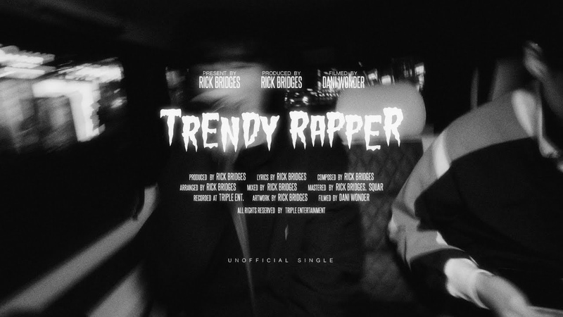 Trendy Rapper (The Road Sesh) - Rick Bridges
