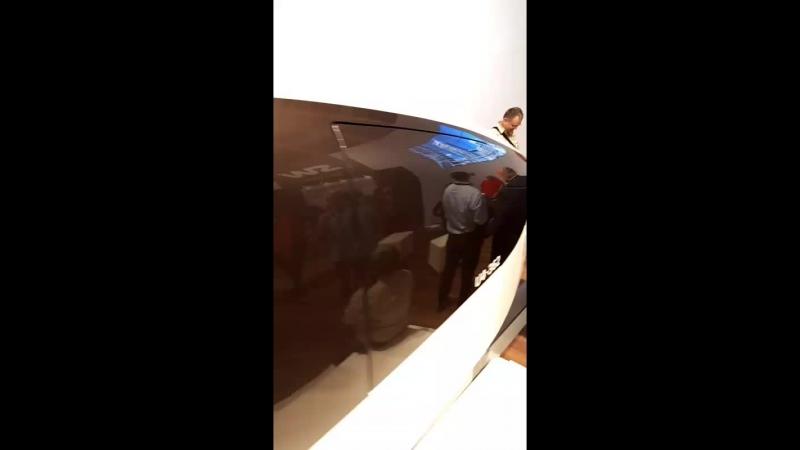 Тест-драйв высокоскоростного юнибуса