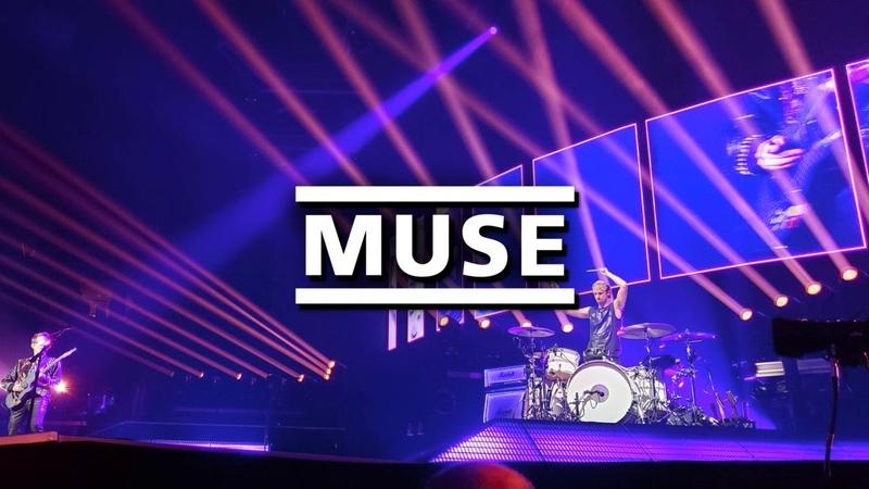 Muse - Pray Live Debut @ Houston Toyota Center 220219