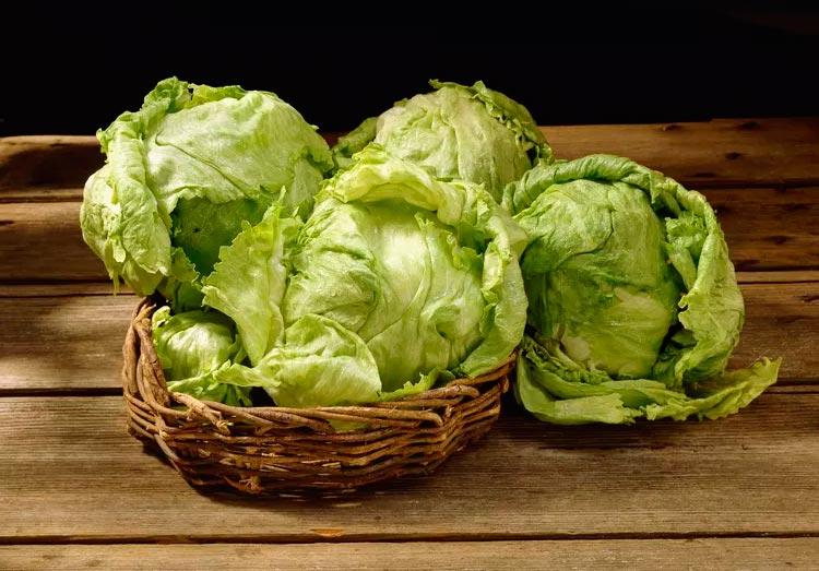 Имеет ли салат Айсберг питательную ценность?