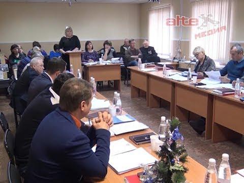 Депутаты не приняли стратегию социально - экономического развития АГО