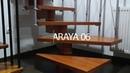 Лестницы. Модель Araya_06