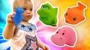 Giochi per bambini. Impariamo i colori con DaDa Toys. Episodi